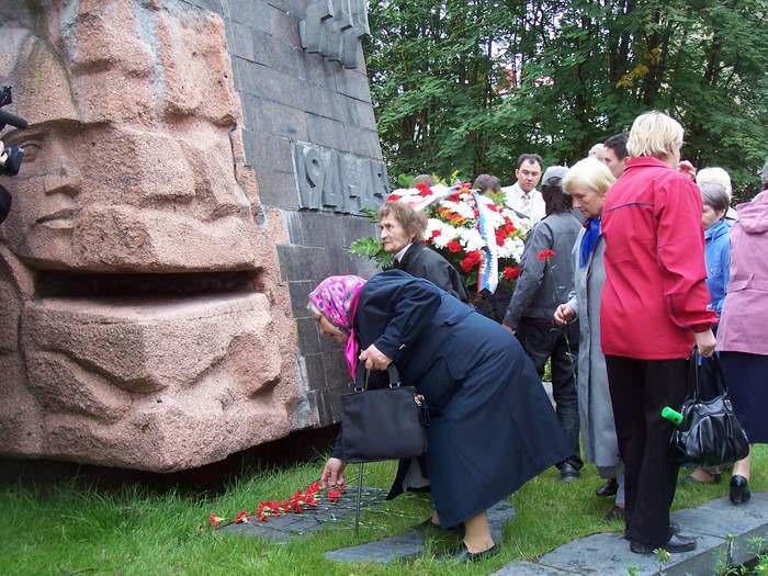 День строителя 2010 в Мурманске