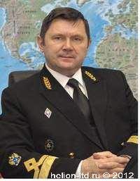 Начальник ММК Валентин Жук