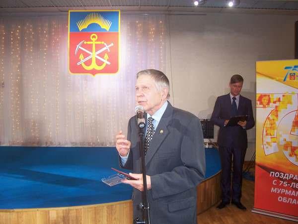 Леонид Иванович Гудзь, исполнительный директор «Союза строителей Мурмана»