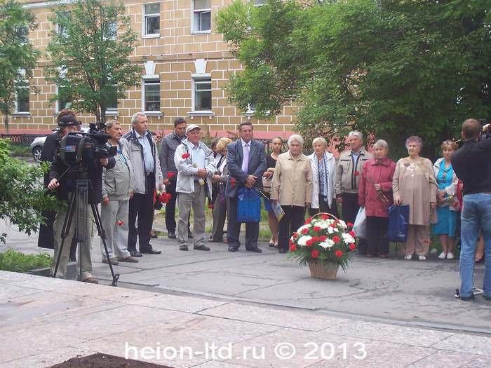День строителя в Мурманске-2013