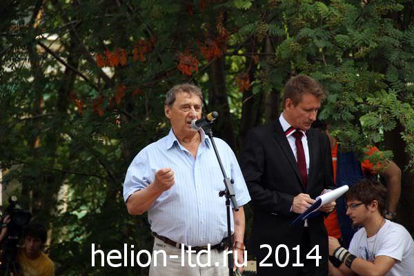 День строителя в Мурманске-2014 - 8 августа