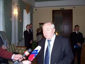 Губернатор Мурманской области Юрий Евдокимов