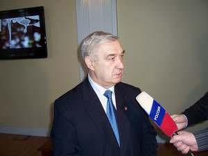 Председатель Координационного совета работников рыбного хозяйства, вице-президент ВАРПЭ, профессор Вячеслав Зиланов