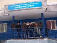 Слева направо: Михаил Антропов, Роман Никитин, Юрий Евдокимов, Сергей Семёнов