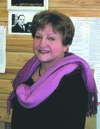 Валентина Патровна Лаверова
