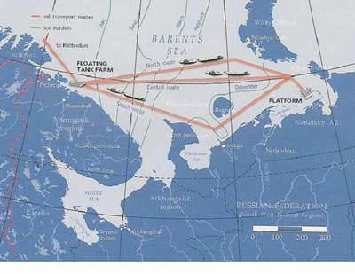 Оценка промышленного и логистического развития Мурманской области методом дельфи