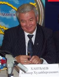 Алишер Хаибаев