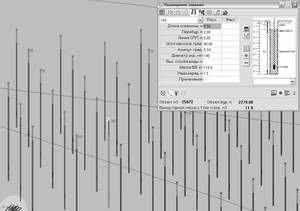 Корректировка параметров скважин в ручном режиме